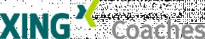 XING logo coach trainer