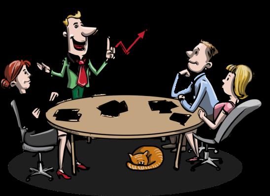Besprechungen erfolgreich moderieren meeting-1453895_1280 cco