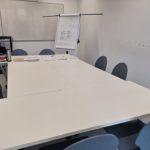 Verkaufsgespräche Tischgruppe
