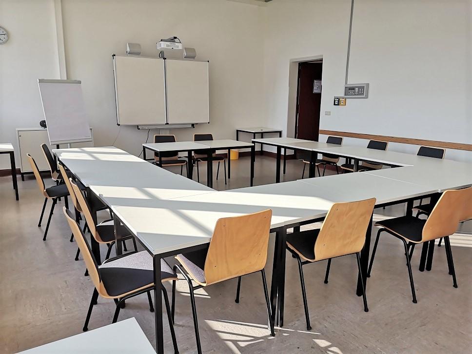 Gründerworkshop Raum