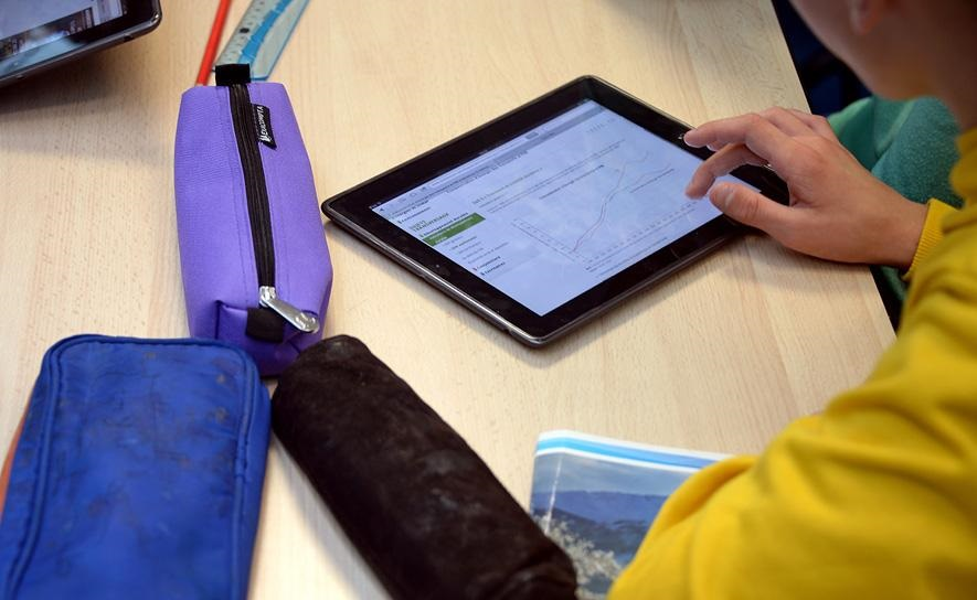 Nachhaltig Lernen lernen. Mit digitalen Medien im Vorteil.