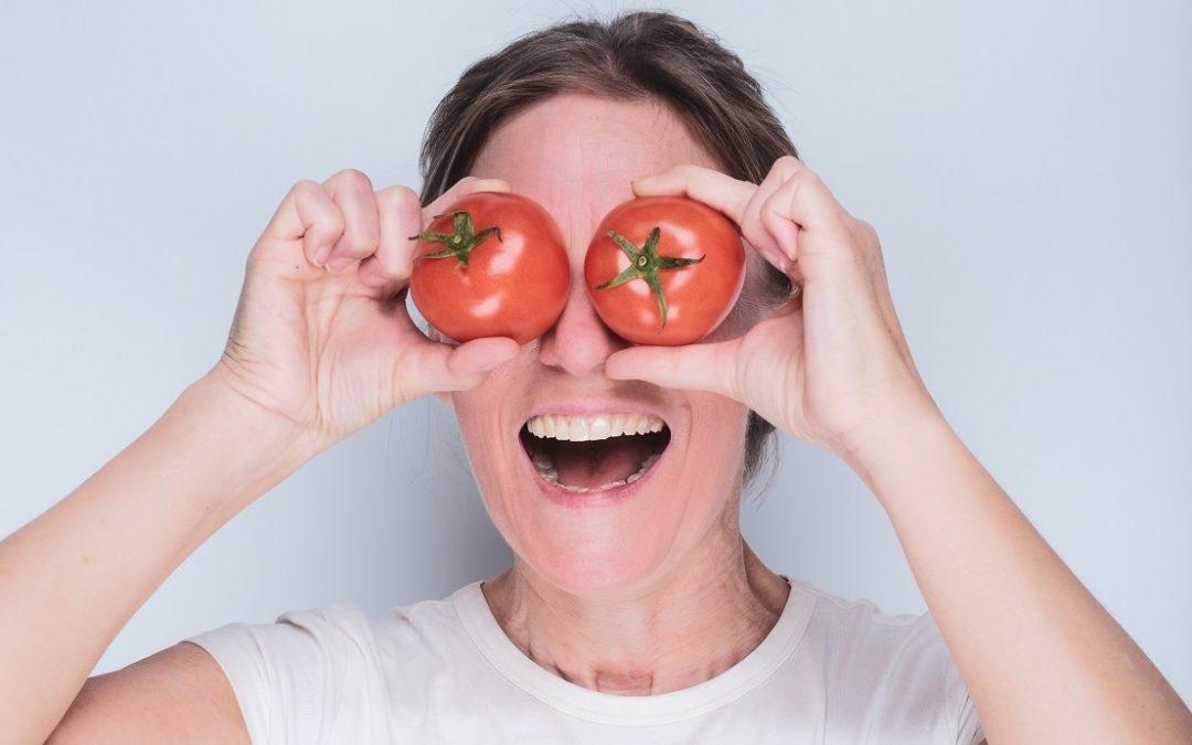 Noch Tomaten auf den Augen …?