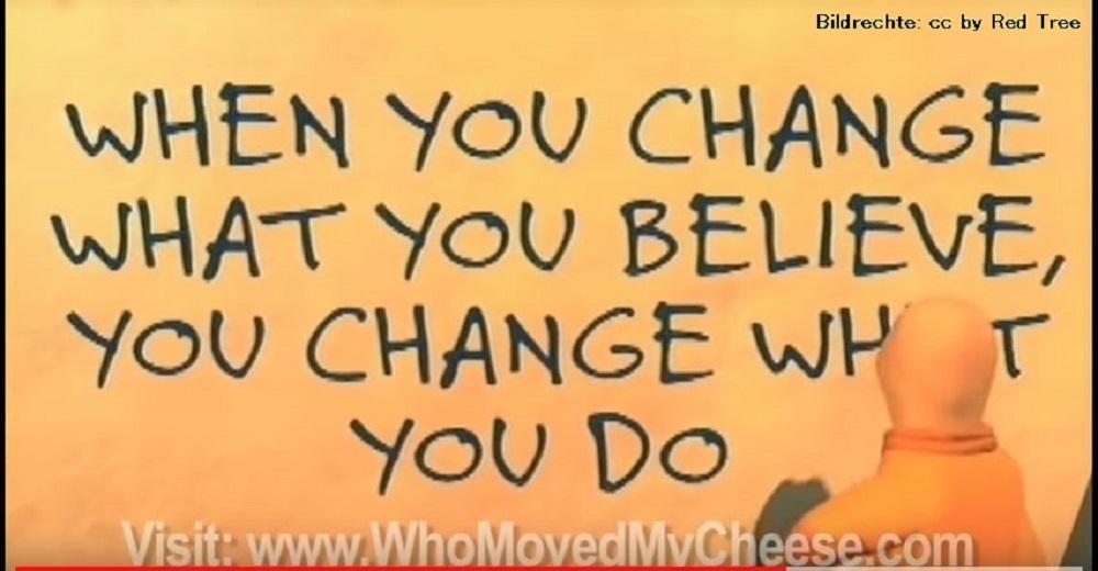 Veränderung leben
