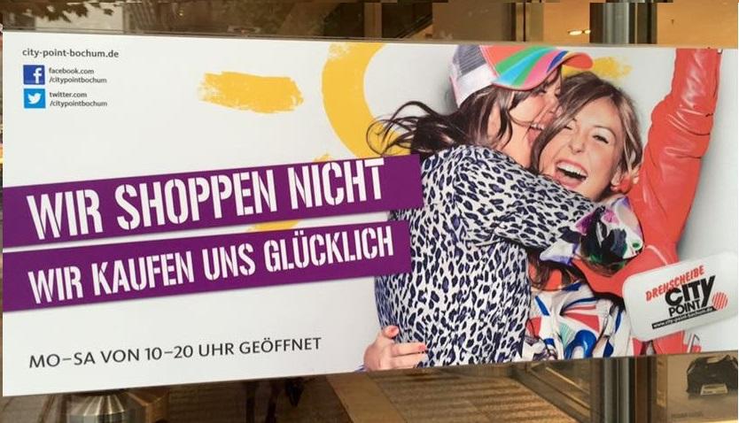 """Grüner Lebensstil oder """"shop till you drop""""?"""